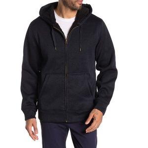 Weatherproof Faux Fur Lined Hoodie